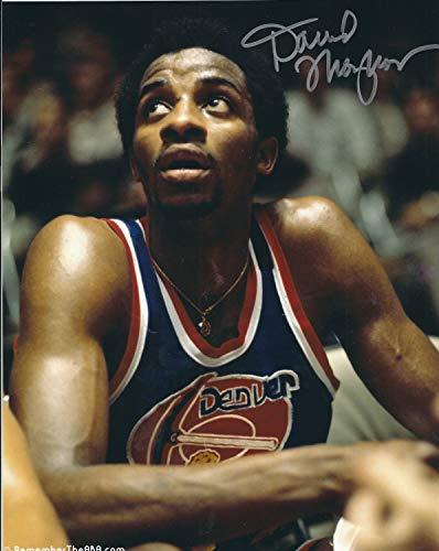 Autographed David Thompson 8x10 Denver Nuggets Photo ()
