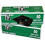 Dogipot Trash Liner Bags - Case of 50 bags