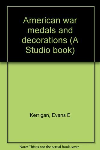American war medals and decorations (A Studio book)