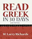 Read Greek in 30 Days [or less]
