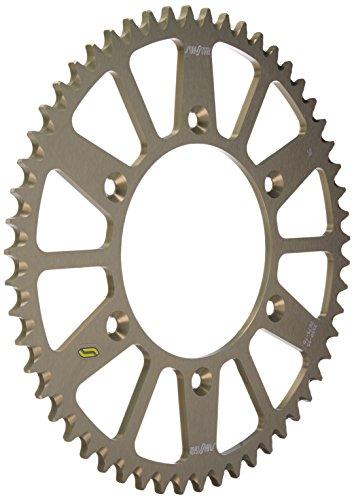 Sunstar 5-355955 Works Triplestar 55-Teeth 520 Chain Size Rear Aluminum Sprocket