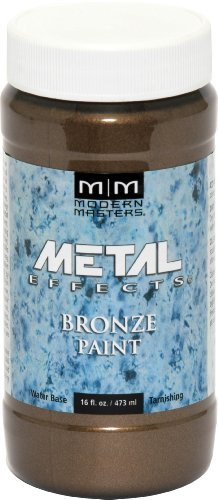 Modern Masters ME396-16 Reactive Metallic Bronze, 16-Ounce by Modern Masters by Modern Masters