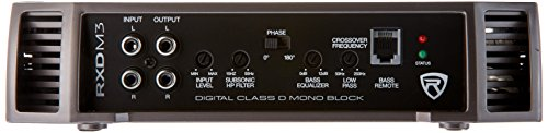 Buy budget mono car amplifier