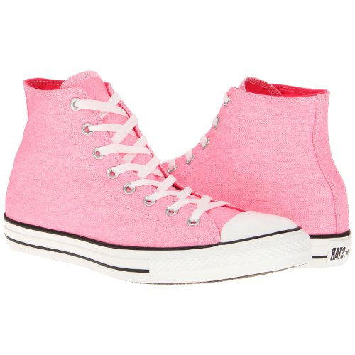 Converse Chuck Taylor All Star High Top Sneakers 136581f Roze