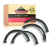 99 f150 fender flares - Fender Flare Kit Bolt On Pocket Rivet Style Smooth Set of 4 for F150 Pickup