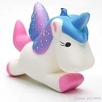 SquishMeez Squishy Galaxy Unicorn Jumbo Slow Rising Yavaş Yükselen Sukuşi