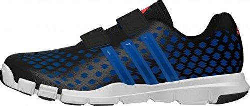 adidas Adipure 360.2 Primo CF Zapatillas de deporte para niños de velcro - cschwarz/broyal/ftwweiss