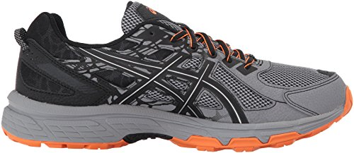 ASICS Mens Gel-Venture 6 Running Shoe, Frost Grey/Phantom/Black, 7 Medium US by ASICS (Image #7)
