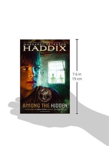 among the hidden shadow children margaret peterson haddix among the hidden shadow children 1 margaret peterson haddix cliff nielsen 8580001048789 com books