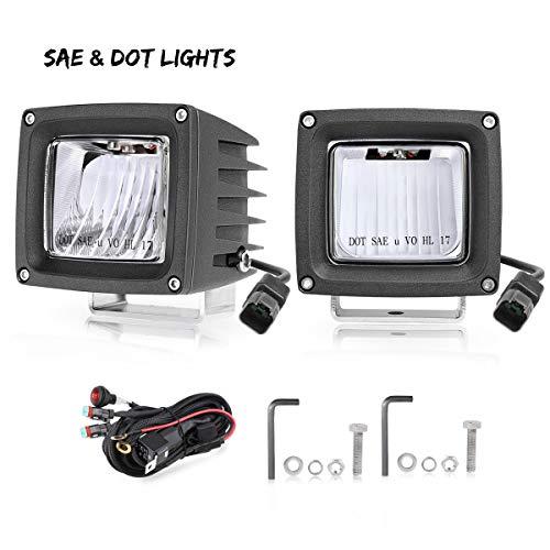 Cube Led Fog Lights in US - 4