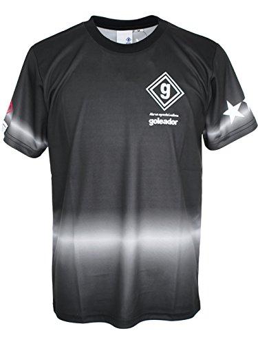 スペース負荷レスリングgoleador(ゴレアドール) グラデーションプラTシャツ F-064
