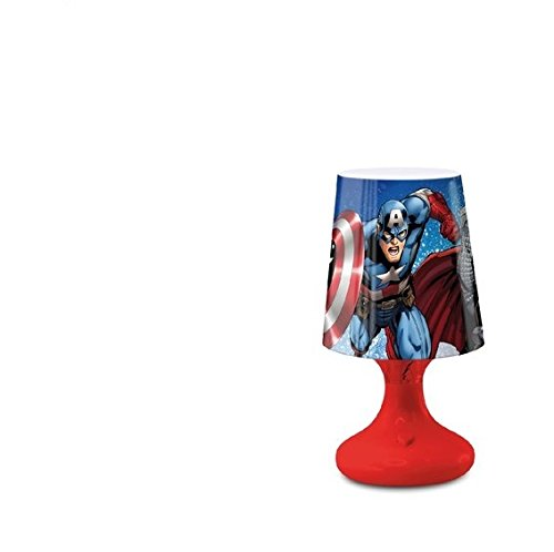 Mini De 19 Cm Avengers À Rouge8hbso0601879€33 91 Chevet Led Lampe SqVpGUzM