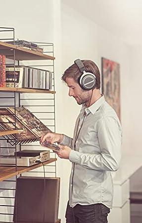Beyerdynamic Amiron Home - Auriculares abiertos estéreo, color antracita