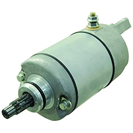 new starter for select 2002 2011 honda atv trx400 trx450 trx500 foreman fourtrax 12v ccw 10 spline shaft 31200 hm7 003, 31200 hm7 a41 Honda Foreman 400 Manual