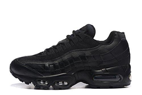 95 Air (Men's Air Max 95 Essential Running Shoe Sports shoes Black/Black-Anthracite 8.5 D(M) US=42EU)