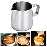 Dailyart Milk Frothing Jug Frothing Pitcher