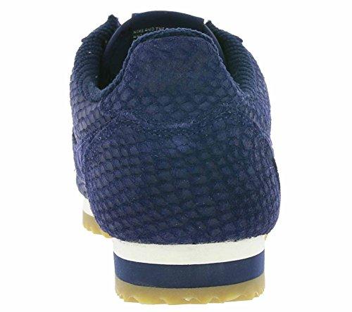 Nike 861677-400, Zapatillas de Deporte Hombre Azul (Midnight Navy / Midnight Navy)