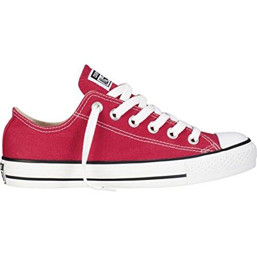 Converse Unisex – Adulto All Star Ox scarpe sportive rosso Size: 4 D(M) US