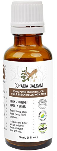 Copaiba Balsam Essential Oil fl