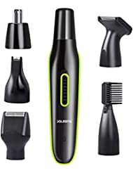 Solimpia Mens Ear and Nose Trimmer Grooming Kit Personal...
