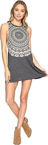 billabong-womens-by-and-by-knit-muscle-tee-dress-off-black-large