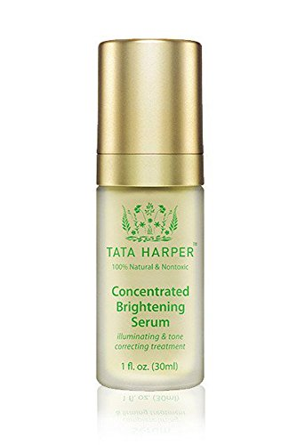 Concentrated Brightening Serum - Tata Harper Concentrated Brightening Serum| 100% Natural & Nontoxic | Brightening & Tone Correcting Solution | 30ml