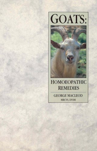 Goats: Homeopathic Remedies by Brand: The C. W. Daniel Company