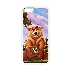 Brother Bear 207.jpgiPhone 6 Plus 5.5 Inch Cell Phone Case White GY08K7C5