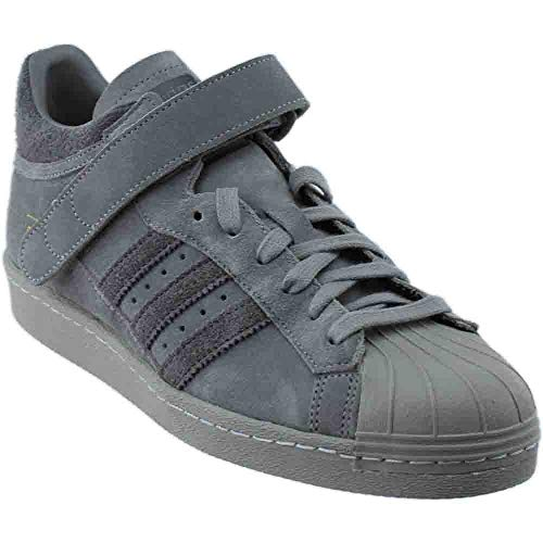 adidas Mens PRO Shell 80s Athletic & Sneakers Grey