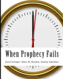 Fails when pdf prophecy