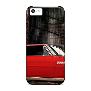 Iphone 5c Case Cover With Shock Absorbent Protective IaYJHfc8235AKLMA Case