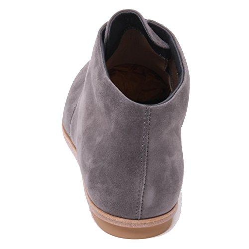scuro polacchino Scuro boot donna B4845 scarpa woman grigio shoe TOD'S Grigio AwdPqXH