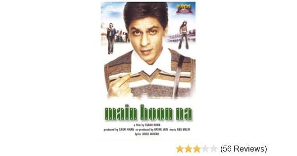 Amazon com: Main Hoon Na: Shah Rukh Khan, Sushmita Sen