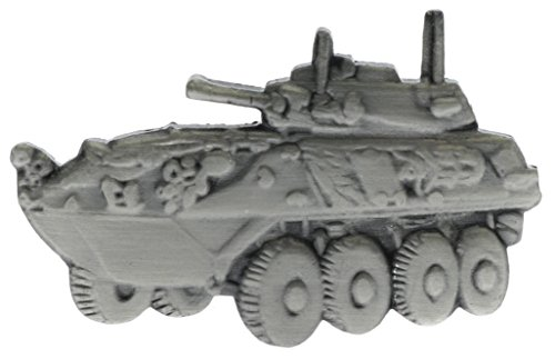 LAV Light Armored Vehicle Military Hat or Lapel pin ()