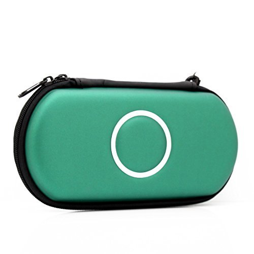 Green New Carry Case Cover Protector For Sony Psp 2000 30...