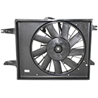 MAPM Premium QUEST/VILLAGER 96-98 RADIATOR FAN SHROUD ASSEMBLY