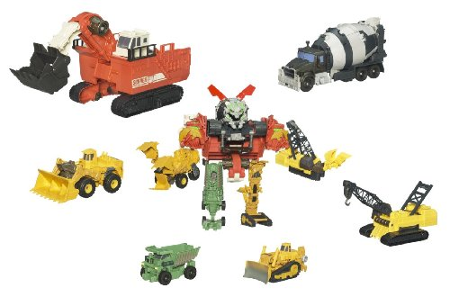Transformers 2 rampage