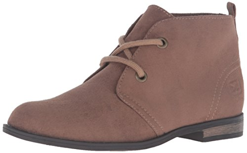 Dirty Laundry Women's Keegan Chukka Boot, Grey Taupe Suede