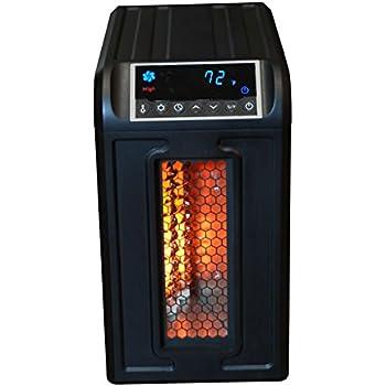 Amazon Com Lifesmart 6 Element Large Room Infrared Quartz
