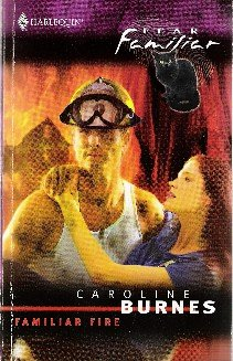 book cover of Familiar Fire