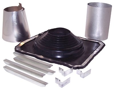 SELKIRK CORP 200275 Universal Flat Rubber Boot Kit