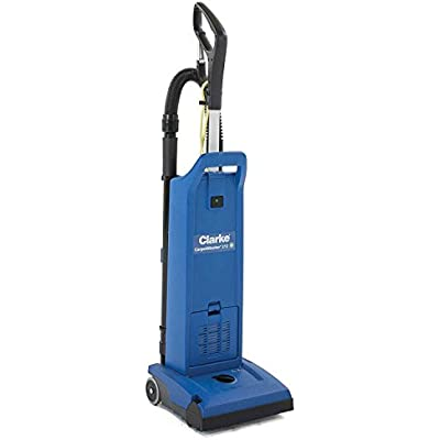Click for Clarke CarpetMaster 212 Dual Motor Commercial Upright Vacuum 12 Inch