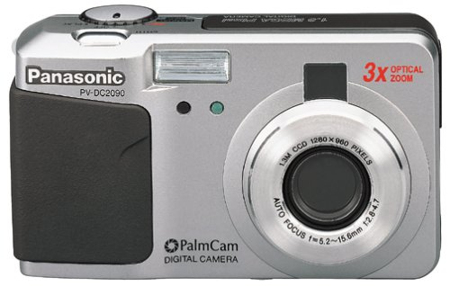 (Panasonic PV-DC2090 1.3MP Digital Still Camera)