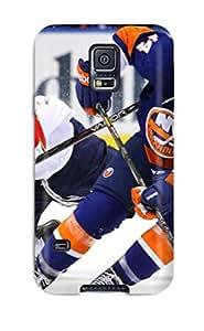 Special DanRobertse Skin Case Cover For Galaxy S5, Popular New York Islanders Hockey Nhl (43) Phone Case
