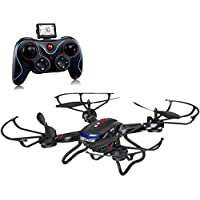 Newest DifeidaF181C 6-Axis Gyro RC 2.0MPHD Camera Quadcopter RTF Flying Toys Helicopter