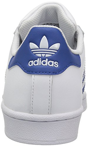 Blue Superstar Trainers White Originals Boys' Blue Eqt Eqt adidas U6AvqW