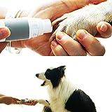 Dog Nail Grinder,Electronic Pet Nail Grinder,Safety Pet Nail Trimmer Grinder,Painless Nail Trimmer Grinder,Pet