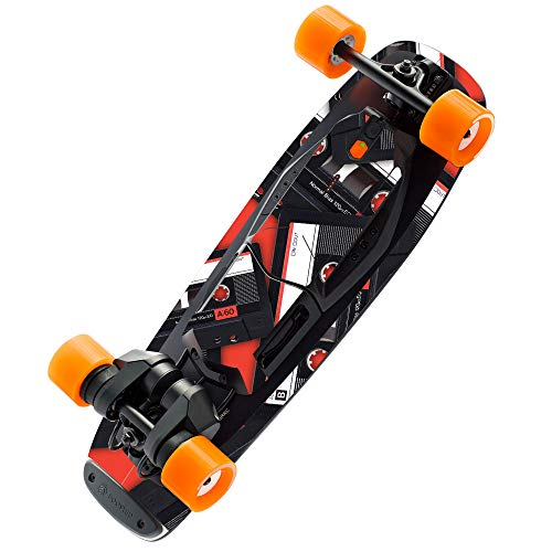 (MightySkins Skin for Boosted Board Mini S - Mixtape | Protective, Durable, and Unique Vinyl Decal wrap Cover | Easy to Apply, Remove, and Change Styles | Made in The USA)