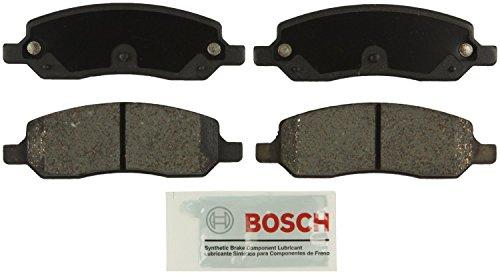 (Bosch BE1172 Blue Disc Brake Pad)