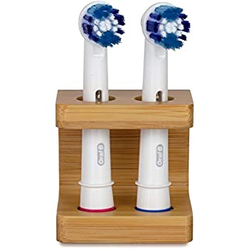 Amazon.com: Seemii Electric Toothbrush Head Holder, 2 Heads, Clear ...